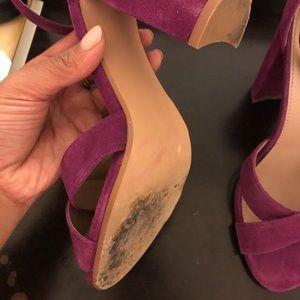 Steve Madden Shoes - Steve Madden heels 7.5